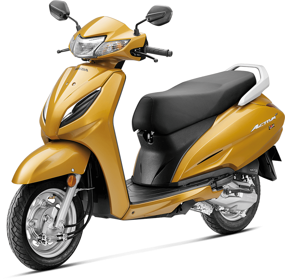 palace-honda-Activa-6G-Yellow