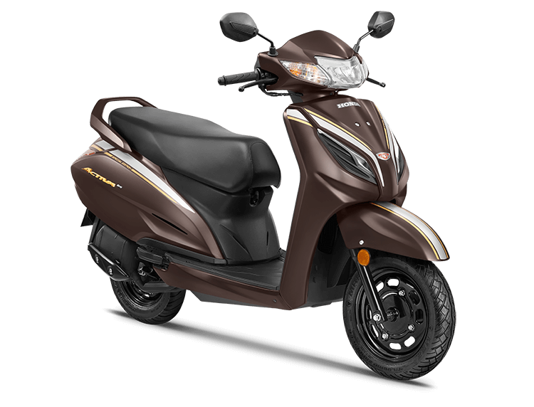 new activa 6g front