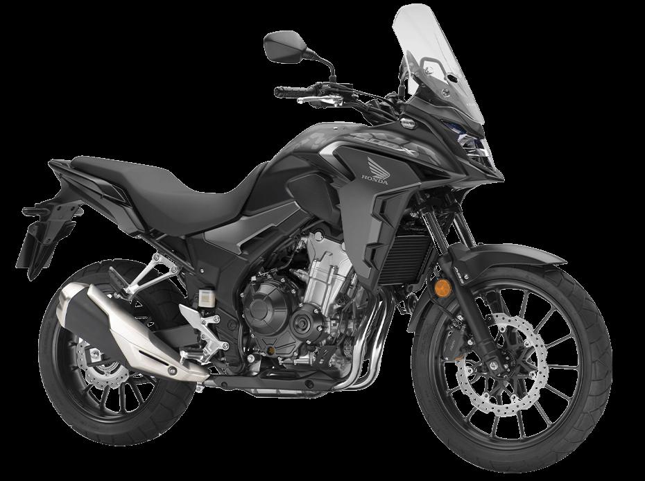 CB500x Black Dynamic