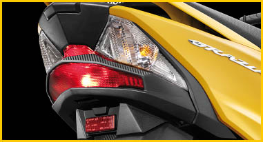 Planet Honda - All-New Bold Design with Jet inspired Tail Lamp