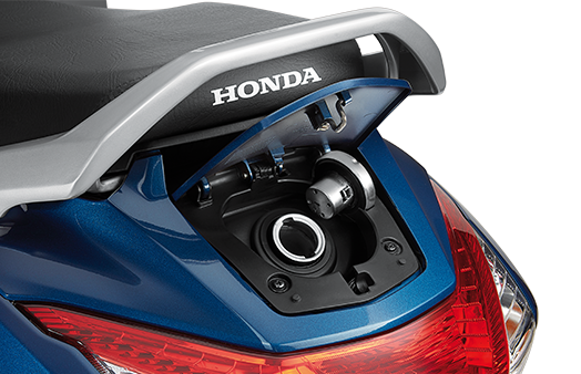 Planet Honda - Double LID External Fuel Fill