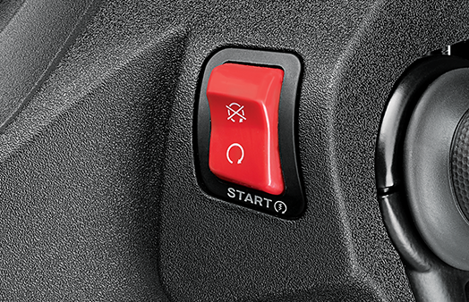 Planet Honda - Engine Start/Stop Switch